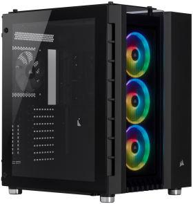 Corsair Crystal 680X RGB Tempered Glass
