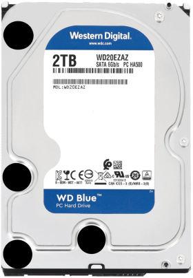 Western Digital WD20EZAZ-RT [2TB SATA600 5400]