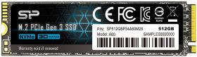 Silicon Power PCIe Gen3x4 P34A60 SP512GBP34A60M28