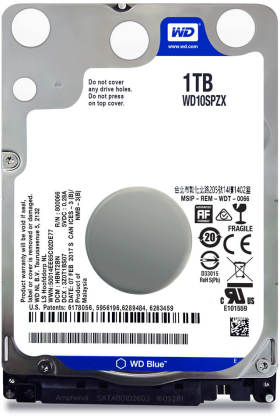 Western Digital WD10SPZX [1TB 7mm]