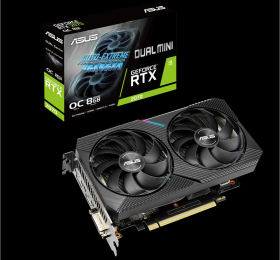 ASUS DUAL-RTX2070-O8G-MINI [PCIExp 8GB]