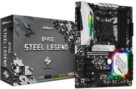 B450 Steel Legend