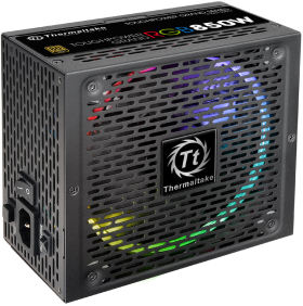 Thermaltake Toughpower Grand RGB 850W Gold PS-TPG-0850FPCGJP-R [Black]