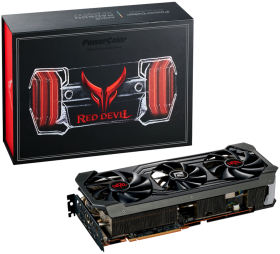 Red Devil AMD Radeon RX 6900XT 16GB GDDR6 Limited Edition AXRX 6900XT 16GBD6-2DHCE/OC [PCIExp 16GB]