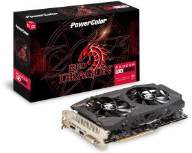 Red Dragon Radeon RX 590 8GB GDDR5 AXRX 590 8GBD5-DHD [PCIExp 8GB]