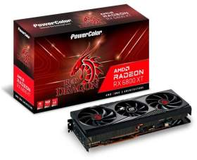Red Dragon AMD Radeon RX 6800 XT AXRX 6800XT 16GBD6-3DHR/OC [PCIExp 16GB]