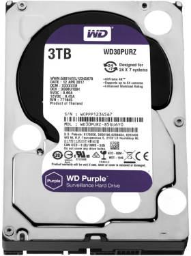 Western Digital WD30PURZ [3TB SATA600 5400]