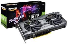 GeForce RTX 3060 TWIN X2 OC N30602-12D6X-11902120 [PCIExp 12GB]