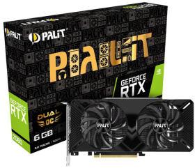 NE62060S18J9-1160A-1 (GeForce RTX 2060 Dual OC 6GB) [PCIExp 6GB] ドスパラWeb限定モデル
