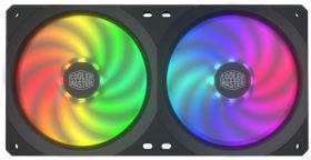 クーラーマスター MasterFan SF240R ARGB MFX-B2D2-18NPA-R1