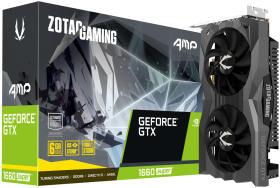 Zotac GAMING GeForce GTX 1660 SUPER AMP ZT-T16620D-10M [PCIExp 6GB]