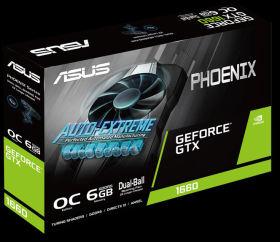 PH-GTX1660-O6G [PCIExp 6GB]