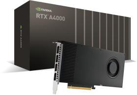 NVIDIA RTX A4000 ENQRA4000-16GER [PCIExp 16GB]