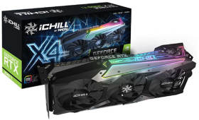 Inno3d GeForce RTX 3080 Ti ICHILL X4 C308T4-126XX-1810VA36