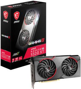 Radeon RX 5500 XT GAMING X 8G J [PCIExp 8GB]