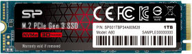 Silicon Power PCIe Gen3x4 P34A80 SP001TBP34A80M28