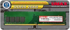 umax UM-DDR4S-2666-8GB [DDR4 PC4-21300 8GB]