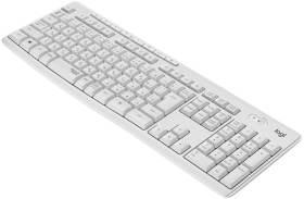 ロジクール K295 Silent Wireless Keyboard K295OW