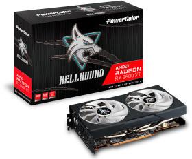 Hellhound AMD Radeon RX 6600XT 8GB GDDR6 AXRX 6600XT 8GBD6-3DHL/OC [PCIExp 8GB]