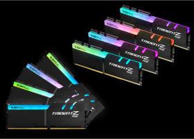 G.Skill F4-2400C15Q2-128GTZR [DDR4 PC4-19200 16GB 8枚組]