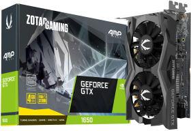 Zotac GAMING GeForce GTX 1650 AMP Core GDDR6 ZT-T16520J-10L [PCIExp 4GB]