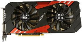 玄人志向 GF-GTX1070-E8GB/OC2/DF [PCIExp 8GB]