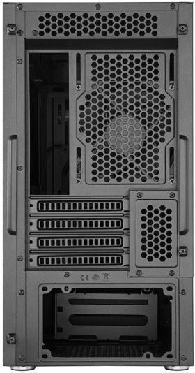 クーラーマスター Silencio S400 MCS-S400-KN5N-S00