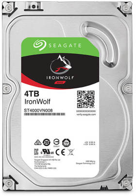 Seagate ST4000VN008 [4TB SATA600 5900]