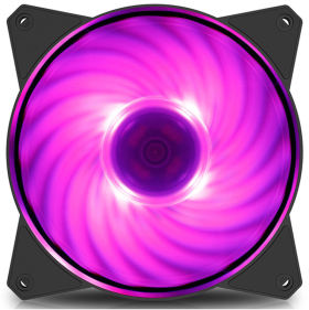 クーラーマスター MasterFan MF120R RGB R4-C1DS-20PC-R1