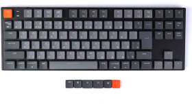 Keychron K1 Wireless Mechanical Keyboard テンキーレス 日本語 赤軸