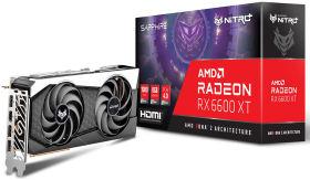 NITRO+ Radeon RX 6600 XT GAMING OC 8G GDDR6 [PCIExp 8GB]