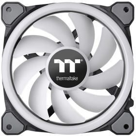 Riing Trio PLUS 12 RGB Radiator Fan TT Premium Edition 3Pack CL-F072-PL12SW-A