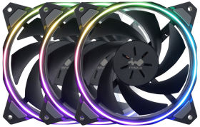 In Win Sirius Loop ASL120 ASL120FAN-3PK