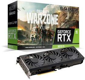 Elsa GeForce RTX 3070 Ti ERAZOR GD3070T-8GEREZ [PCIExp 8GB]