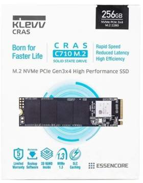 KLEVV CRAS C710 K256GM2SP0-C71