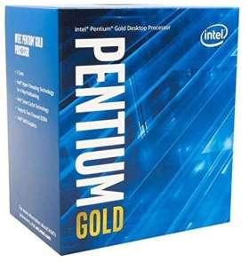 Pentium Gold G6400 BOX