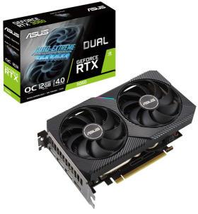 DUAL-RTX3060-O12G [PCIExp 12GB]