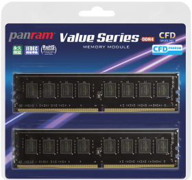 CFD W4U3200PS-8G [DDR4 PC4-25600 8GB 2枚組]