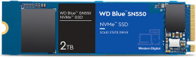 Western Digital WD Blue SN550 NVMe WDS200T2B0C