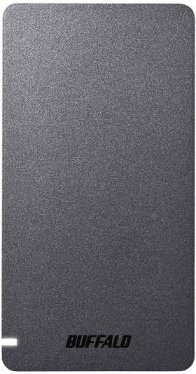 バッファロー SSD-PGM500U3-BC