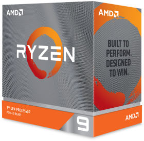 AMD Ryzen 9 3900XT BOX