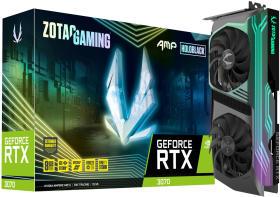 Zotac GAMING GeForce RTX 3070 AMP Holo LHR ZT-A30700F-10PLHR