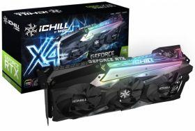 Inno3d GeForce RTX 3080 ICHILL X4 LHR C30804-106XX-1810VA36H [PCIExp 10GB]