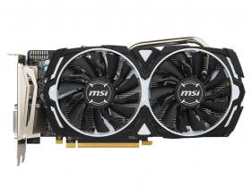 MSI Radeon RX 570 ARMOR 8G [PCIExp 8GB]