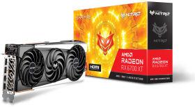 NITRO+ Radeon RX 6700 XT OC 12G GDDR6