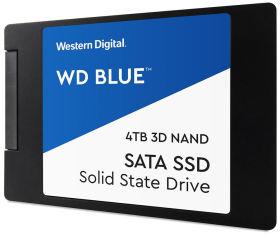 Western Digital WD Blue 3D NAND SATA WDS400T2B0A