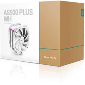 AS500 PLUS WH R-AS500-WHNLMP-G