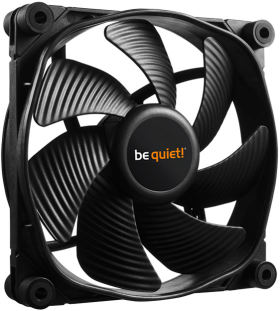 Be Quiet SILENT WINGS 3 120mm PWM High-Speed BL070