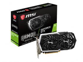 MSI GeForce GTX 1660 Ti ARMOR 6G OC [PCIExp 6GB]
