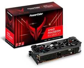 PowerColor Red Devil AMD Radeon RX 6800XT 16GB GDDR6 AXRX 6800XT 16GBD6-3DHE/OC [PCIExp 16GB]